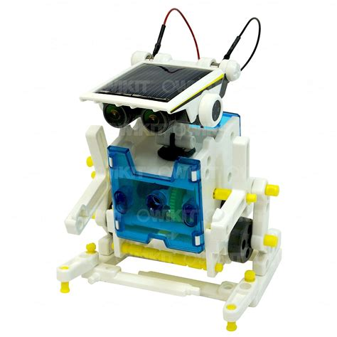 Owi 14 In 1 Solar Robot solar motion owi 14 in 1 solar robot