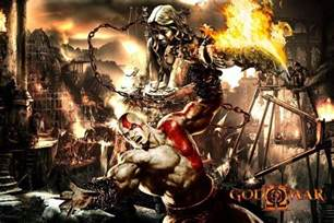 god of war 3 wallpapers hd wallpaper cave
