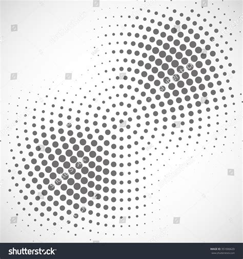 dot pattern after effects abstract dotted vector background halftone effect
