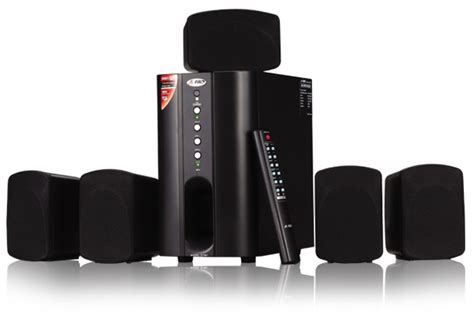 f d home theater and wireless speaker system