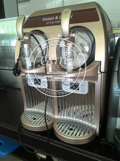 Harga Mesin Soft Merk Gea mesin pembuat frozen yoghurt toko mesin madiun