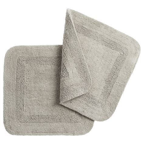 Square Bath Rugs by Vista Home Fashions Chalet Square Bath Rugs 21x21 Set