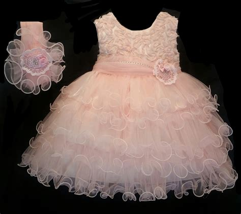 couche tot couche tot baby girls pink dress wonderland