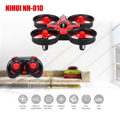 Drone Nihui Nh10 nihui nh 010 2 4g 4ch 6 axis gyro rc quadcopter rtf ufo anti crush drone b6u6 ebay