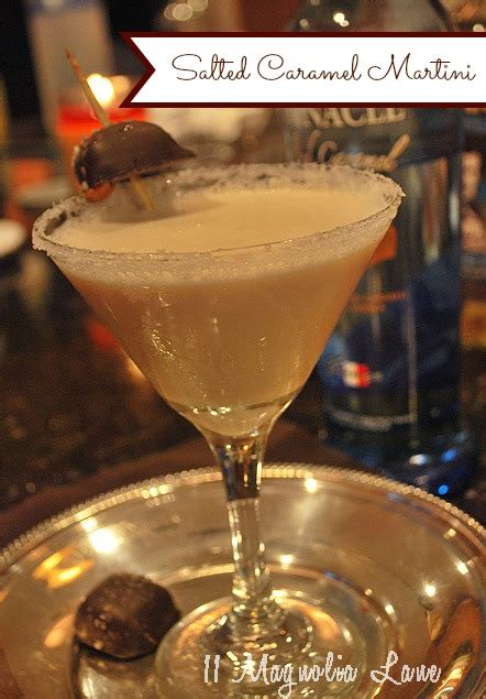 caramel martini salted caramel martini all natural good