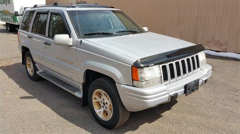 1998 Jeep Grand Fuel 1998 Jeep Grand Overview Cargurus