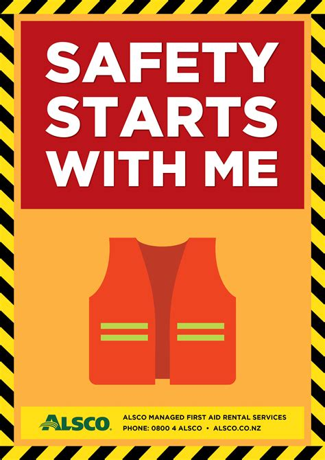 printable hse poster workplace safety posters free download alsco