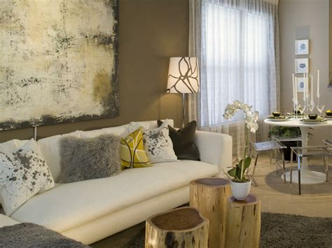 great color schemes for living rooms wandgestaltung in braun 50 wohnzimmer wohnideen