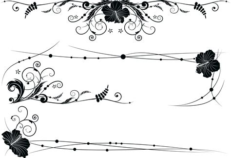 15 vector header web forum images abstract wavy lines
