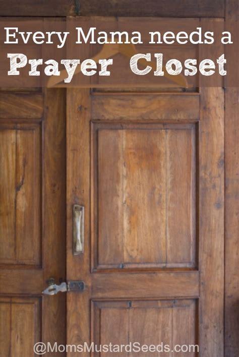 The Prayer Closet by Prayer Closet