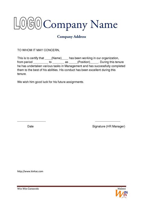 experience letter sample work experience letter pad format seeabruzzo hgwzdnrk
