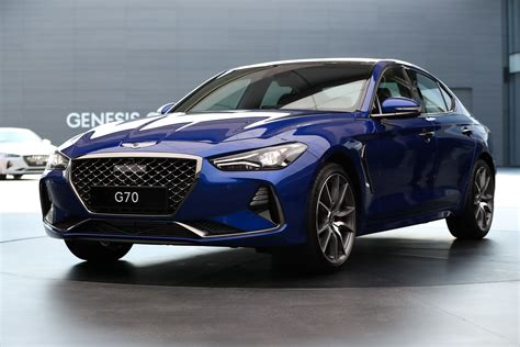 Hyundai Midsize by Genesis G70 The Price Specs Of Hyundai S Midsize Sports