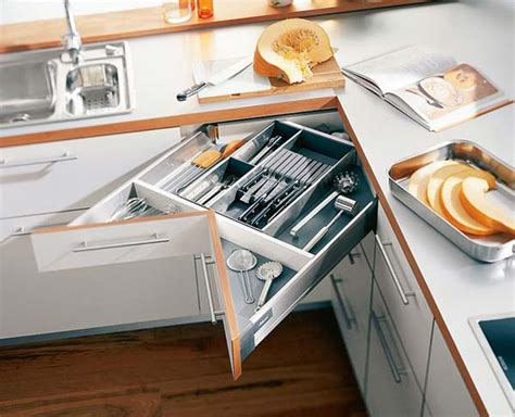 clever corner diy solutions top 27 clever and cute diy cutlery storage solutions