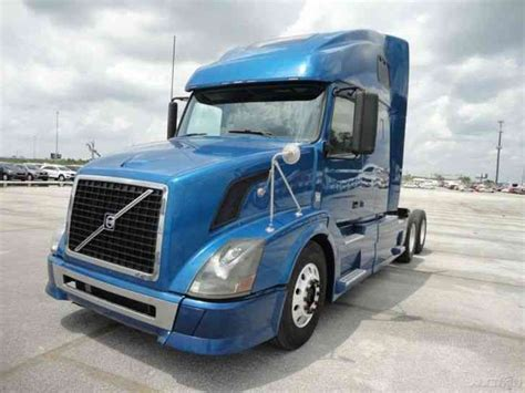 2009 volvo semi truck volvo vnl 670 2009 sleeper semi trucks