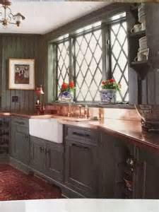 copper countertops for the home
