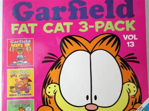 garfield cat 3 pack 3 a helping of classic garfield humor vol 3 garfield cat 3 pack 13 by jim davis
