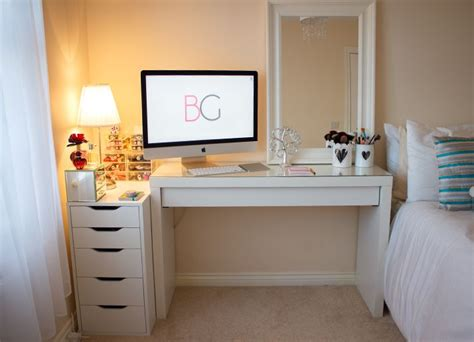 Charming How To Make More Space In Your Bedroom #8: 4bc72499cebc7c9ba717389fff858e92--ikea-dressing-room-dressing-tables.jpg