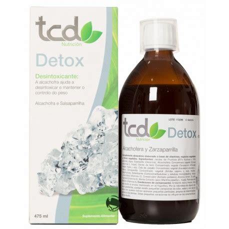 Su Casa Detox by Tcd Detox Complemento Alimenticio