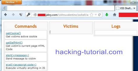 xss detailed tutorial xss attack 8 steps how to use and set up xss shell