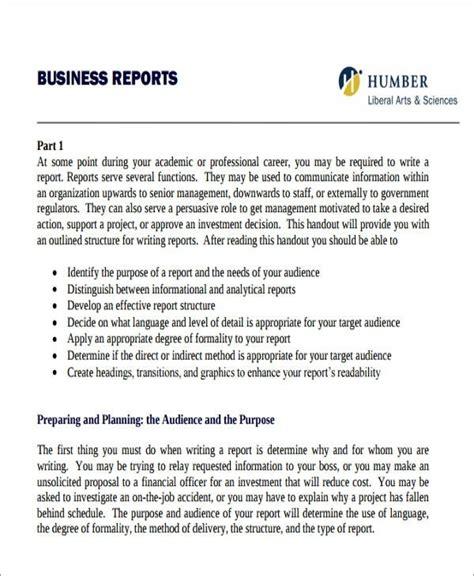 Formal Business Report Template Gratitude41117 Com How To Write A Formal Business Report Template