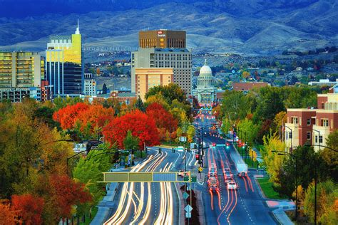 Fall Colors 2017 by Traveling To Boise Idaho