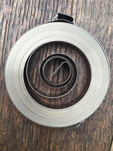 flat wire coil springs wholesale spiral flat wire coil constant springs 0 25 8 5000mm type 27 in springs