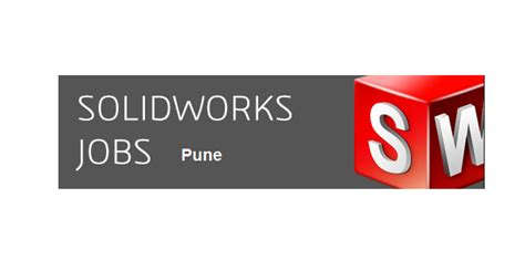 design engineer job pune job project design engineer solidworks pune