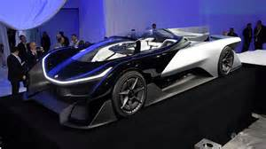New Electric Car Company Las Vegas Your New Sci Fi Car Is Going After Tesla Vocativ