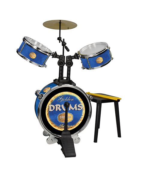 Peppa Pig Drum Set With Stool by Claudio Reig Cat 225 Logo