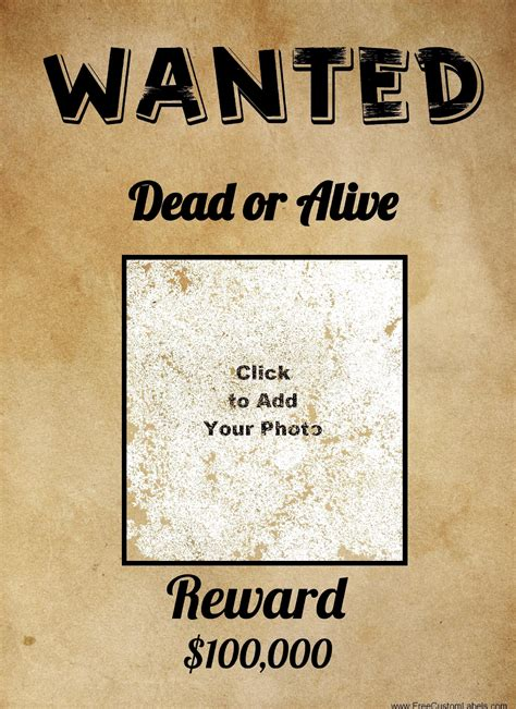 Most Wanted Sign Template Portablegasgrillweber Com Most Wanted Poster Template