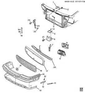 1999 Buick Lesabre Parts Buick Lesabre Parts Front End