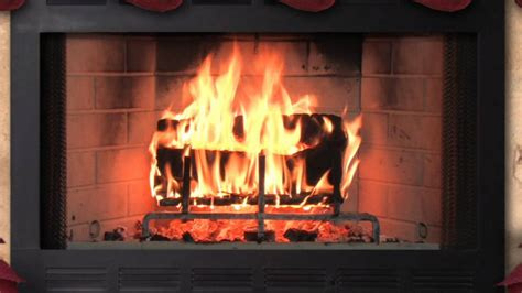 Songs With Fireplace by Wood Burning Fireplace