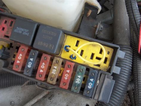 image gallery jeep starter relay