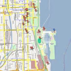 Chicago Museums Map by Columbia College Chicago 2016 Car Release Date