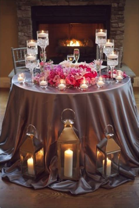 romantic table settings romantic table setting party ideas pinterest
