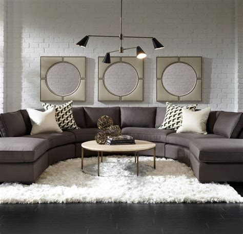 Mitchell Gold Sectionals by Best 25 Mitchell Gold Sofa Ideas On With Chaise Neutral Curtain Poles And