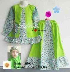 Baju Muslim Gamis Anak Labella Usia 7 11th Sb302 Tutu Merah No 26 baby zenia adalah produsen fashion branded bandung jual