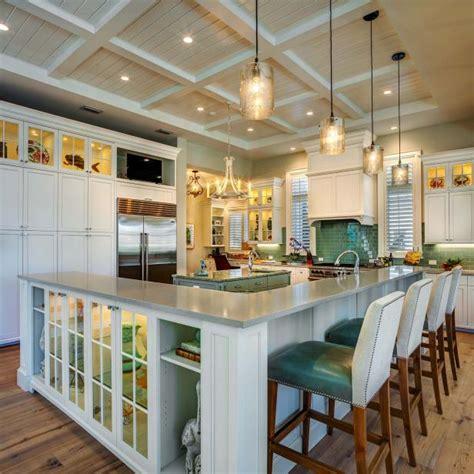 coastal kitchen and bar photo page hgtv