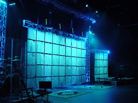 small stage lighting design small church stage design ideas