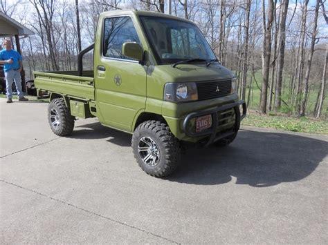 mitsubishi mini trucks 2005 mitsubishi mini truck