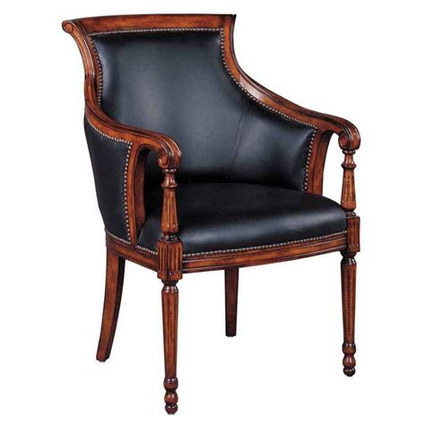 classic chair designs furniture amazing classic nailhead trim leather and
