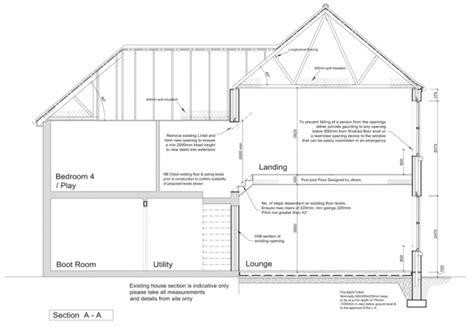 Ceiling Height Regulations by Extensions Jb Architectural Design Services