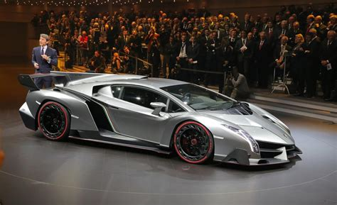 Lamborghini Verno World Of Cars Lamborghini Veneno Image