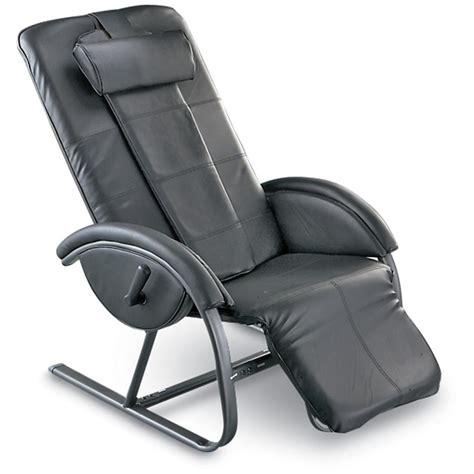 shiatsu recliner shiatsu antigravity massage recliner black 94216