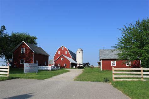 Farmhouse Ranch by File Rentschler Farm Museum Saline Michigan Jpg