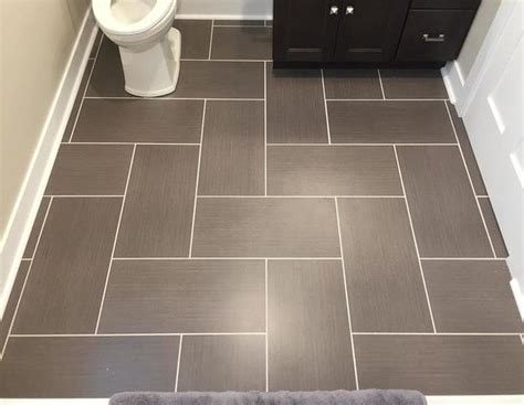 12x24 tile in small bathroom 12 x 12 tile patterns tile design ideas