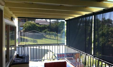 verandah awnings verandah drop awning fabric