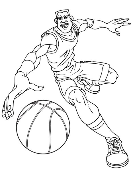 nba coloring pages to print nba basketball coloring pages coloring home