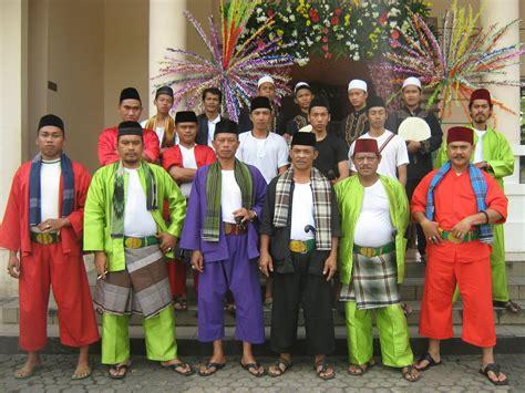 Baju Silat Betawi suku betawi indonesia kehati