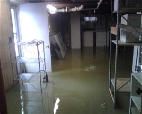 steps to prevent basement flooding and reduce damage to